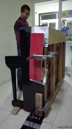 学员钢琴维修